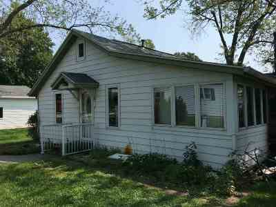 Syracuse Single Family Home For Sale: 12581 N Rainey Road