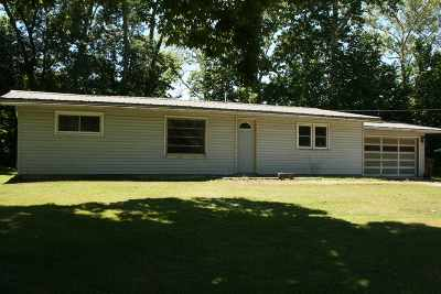 Wabash Single Family Home For Sale: 839 W Dora Road