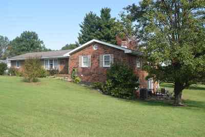 Evansville Single Family Home For Sale: 7215 Hogue Road