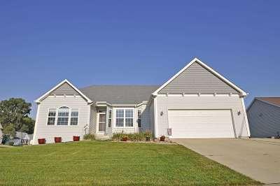 Mishawaka Single Family Home For Sale: 3803 Rockmount Lane