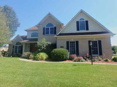Granger Single Family Home For Sale: 51656 Highland Shores Drive