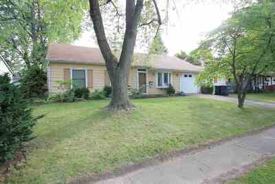 Lafayette Single Family Home Cont-Accptngbackupoffers: 2405 Iroquois Trail