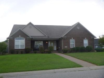 Evansville Single Family Home For Sale: 13640 Prairie