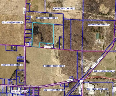Culver Residential Lots & Land For Sale: TBD 17th Road