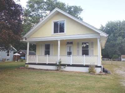 Evansville Single Family Home For Sale: 1214 Homestead Avenue