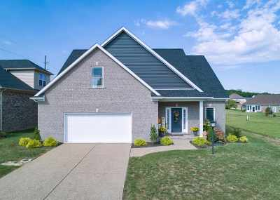 Newburgh Single Family Home For Sale: 4437 Martha Court