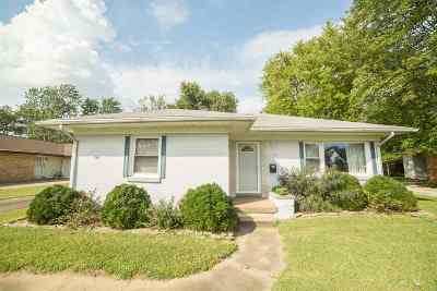 Evansville Single Family Home For Sale: 6700 Lincoln Avenue