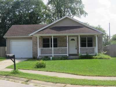 Elkhart Single Family Home For Sale: 705 Hope Avenue