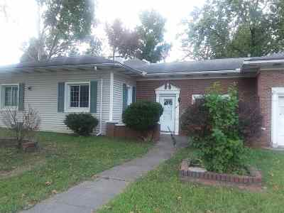 Evansville Single Family Home For Sale: 1522 Covert Avenue