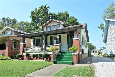 Evansville Single Family Home For Sale: 409 S New York Avenue