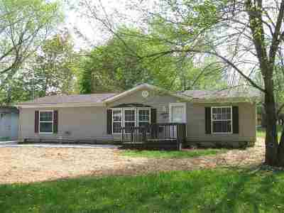 Angola Manufactured Home For Sale: 4435 W 110 S