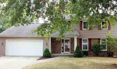 Fort Wayne IN Single Family Home For Sale: $194,500