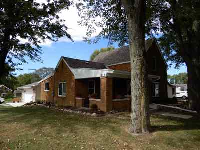 Marshall County Single Family Home For Sale: 849 N Queen