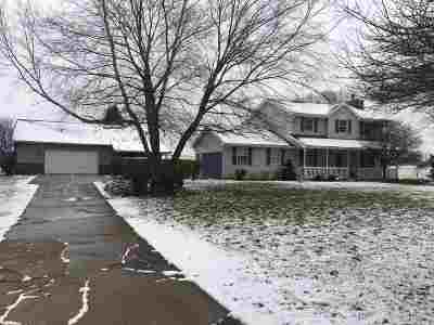 South Bend Single Family Home For Sale: 52280 Primrose Road