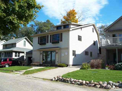 Steuben County Single Family Home For Sale: 6061 W S Lake Gage Drive