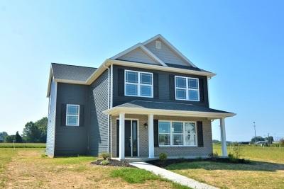 Evansville Single Family Home For Sale: 1049 Edgar Allan Road