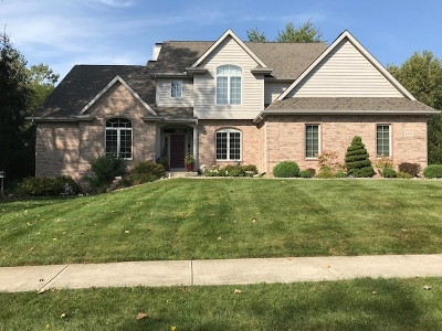 Fort Wayne IN Single Family Home For Sale: $447,000