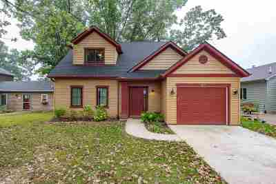 Angola Single Family Home For Sale: 4517 W Orland Rd.