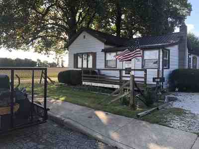 Marshall County Single Family Home For Sale: 323 Cherry St /