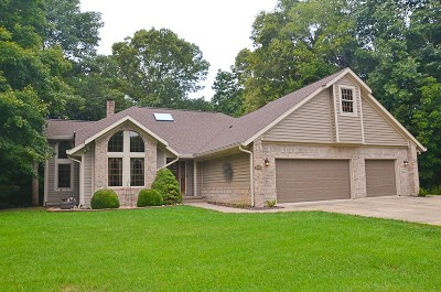 Lafayette Single Family Home For Sale: 8400 Kirkridge Bluff