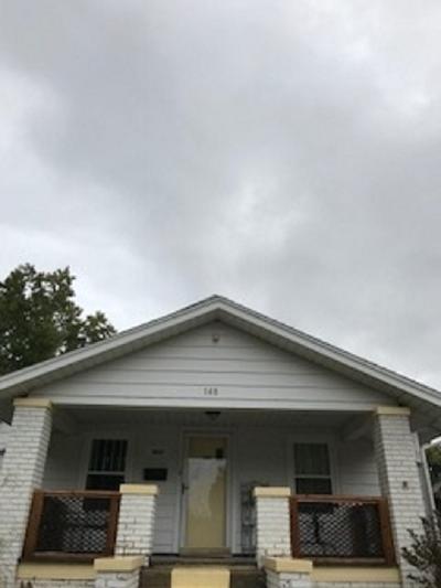 Elkhart Single Family Home For Sale: 148 Alfred Street