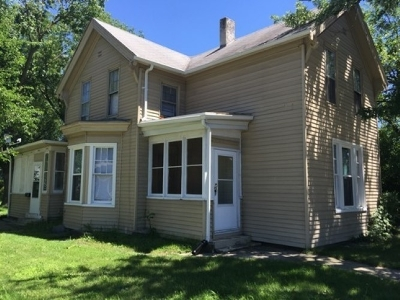 Fort Wayne Multi Family Home For Sale: 2503 S Anthony Street