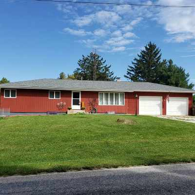 Marion Single Family Home For Sale: 3201 E 450 North Road
