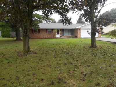 South Bend Single Family Home For Sale: 51653 Orange Road