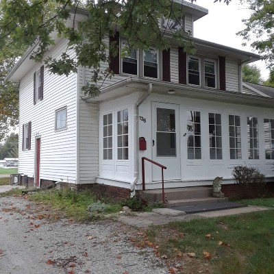 New Haven Single Family Home For Sale: 136 E Lincoln Hwy