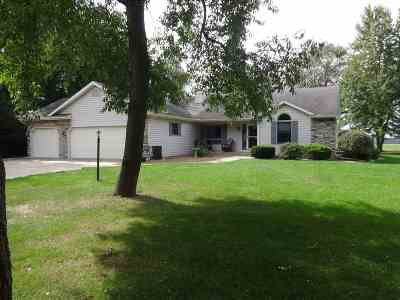 Warsaw IN Single Family Home For Sale: $261,500