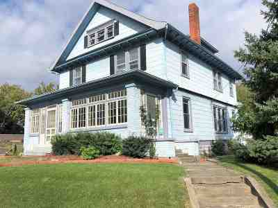 Marion Single Family Home For Sale: 104 N Wabash Avenue