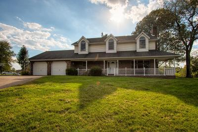 Spencer County Single Family Home For Sale: 413 S Blitzen Lane