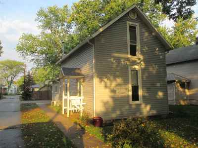 Whitley County Single Family Home For Sale: 107 N Jefferson Street