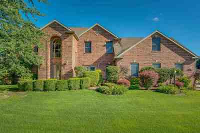 St. Joseph County Single Family Home For Sale: 14197 Linwood Court