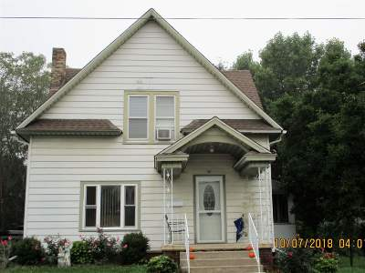 Angola Single Family Home For Sale: 311 N Washington