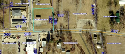 Angola Commercial For Sale: 901 E Maumee