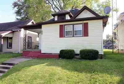 Marion Single Family Home For Sale: 1419 W Spencer Avenue