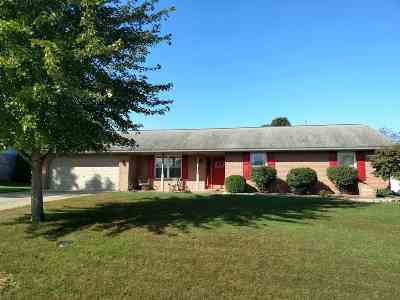 Dubois County Single Family Home For Sale: 4435 Obing Strasse