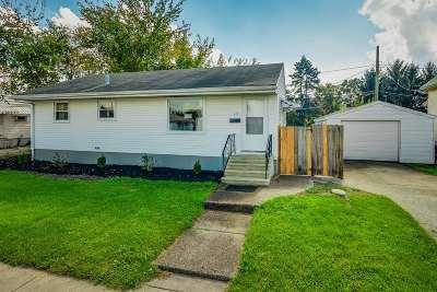 Mishawaka Single Family Home For Sale: 215 W 13th Street