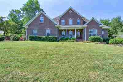 Evansville Single Family Home For Sale: 11750 Zinn Lane