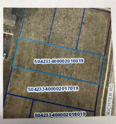 Plymouth Residential Lots & Land For Sale: 1167 Richter Road