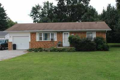 Spencer County Single Family Home For Sale: 523 9th Street