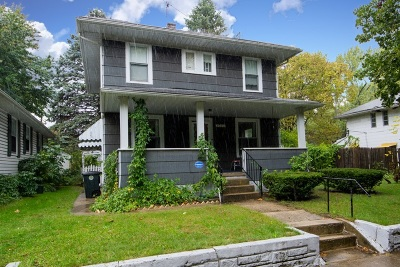 South Bend Single Family Home For Sale: 2009 Leer Street