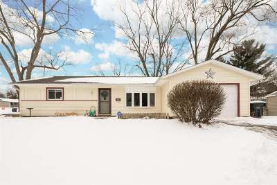 South Bend Single Family Home For Sale: 1954 Malvern Way