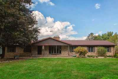 Elkhart Single Family Home For Sale: 23105 County Road 4