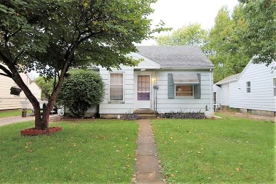 Lafayette Single Family Home For Sale: 2352 N 22nd Street