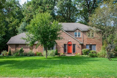St. Joseph County Single Family Home For Sale: 51755 Foxdale Lane