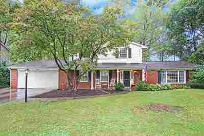 Mishawaka Single Family Home For Sale: 15625 Embers Drive