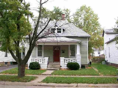 Lafayette Multi Family Home For Sale: 1823 N 15th Street