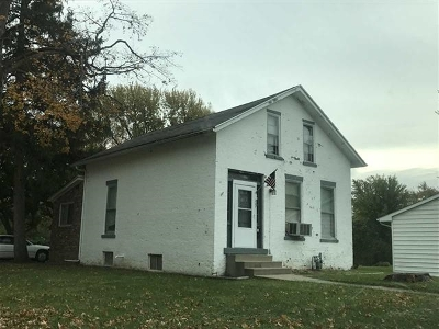 Lafayette Single Family Home For Sale: 807 S 20th Street
